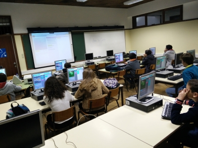 Semana do Código - Hour of Code